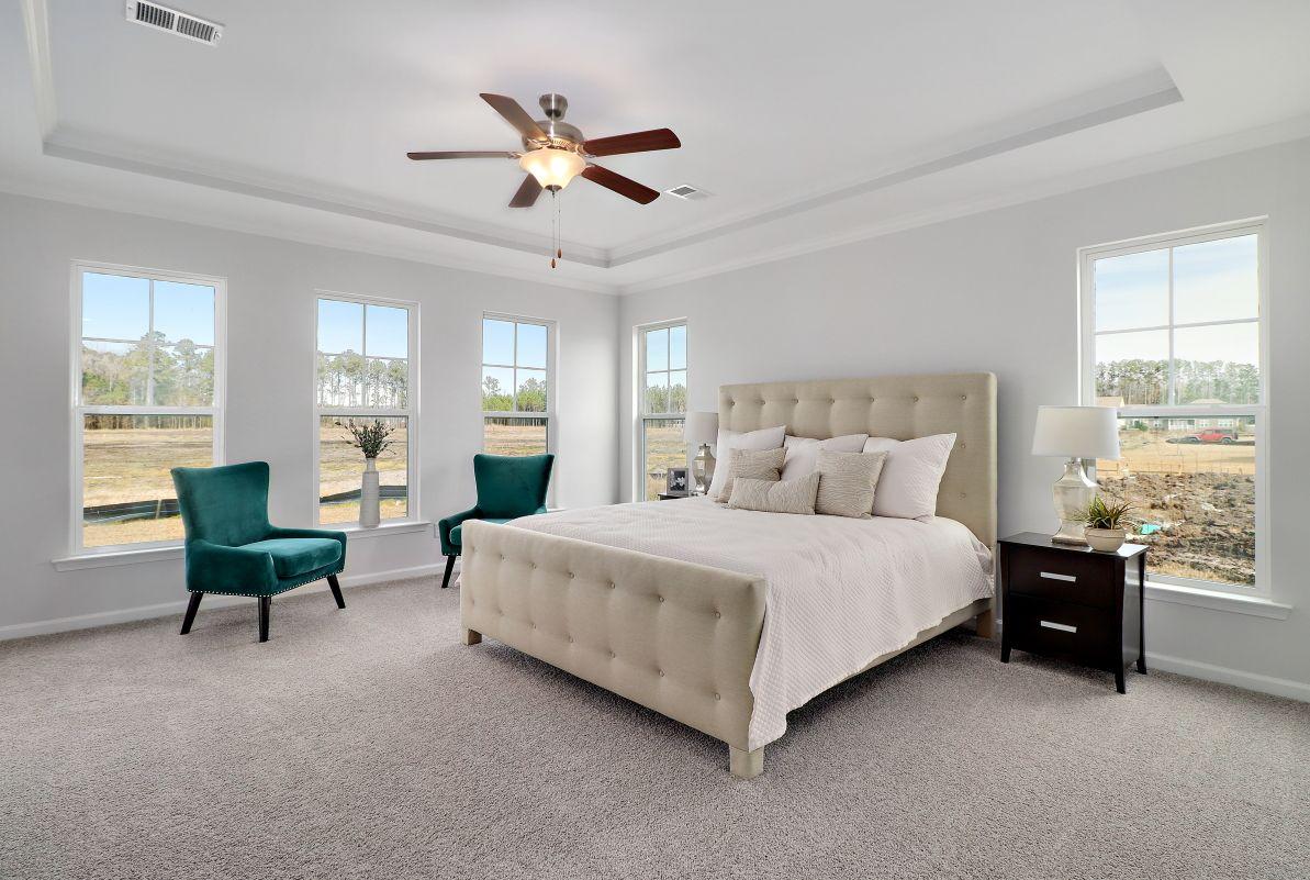 Bedroom featured in the Colleton II By Landmark 24 Homes  in Savannah, GA