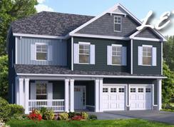 Spring Mountain II - Clearwater: Brunswick, Florida - Landmark 24 Homes