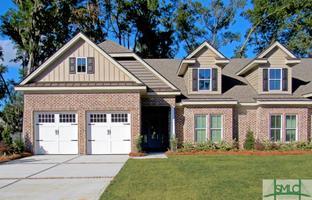 Blue Heron - Herb River Bluff: Savannah, Georgia - Landmark 24 Homes