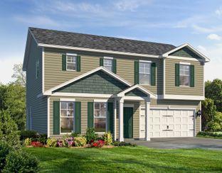 Grayson - Autumn's Wood: Brunswick, Florida - Landmark 24 Homes