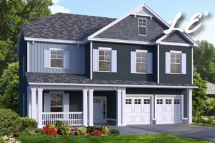 Spring Mountain II - Carriage Gate Plantation: Brunswick, Florida - Landmark 24 Homes