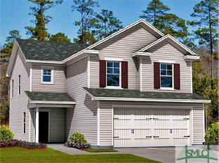 Brookline - Brookline: Savannah, Georgia - Landmark 24 Homes