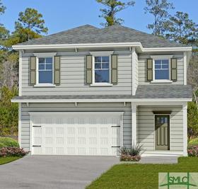 Avery - Brookline: Savannah, Georgia - Landmark 24 Homes