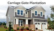 Carriage Gate Plantation by Landmark 24 Homes in Savannah Georgia