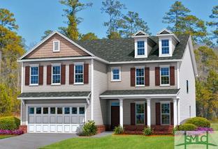 Spring Willow - Brookhaven: Savannah, Georgia - Landmark 24 Homes