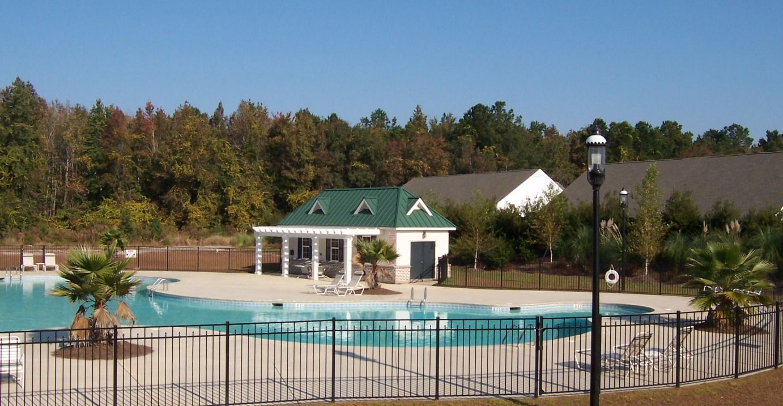 'Forest Lakes' by Landmark 24 Homes of Georgia in Savannah