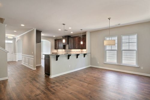 Kitchen-in-Chesapeake II-at-The Villages at Palmetto Pointe-in-Bluffton