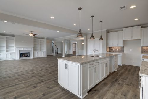 Kitchen-in-Brookhaven-at-Forest Lakes-in-Pooler