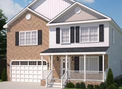 The Edgewood Morning Room - Hampton Spot Lots: Newport News, Virginia - Landmark Building Group