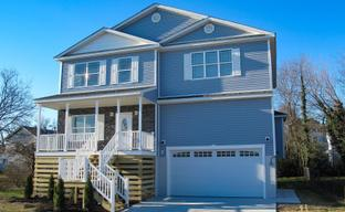 Hampton Spot Lots by Landmark Building Group in Norfolk-Newport News Virginia