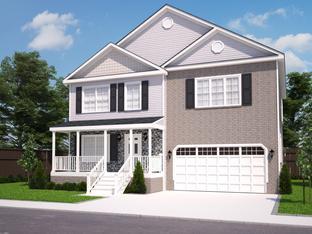 Vaughan B w/ Morning - Hampton/Newport News Spot Lots: Hampton, Virginia - Landmark Building Group