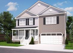 Vaughan B w/ Morning - Hampton Spot Lots: Hampton, Virginia - Landmark Building Group