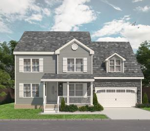 The Victoria Model - Hampton/Newport News Spot Lots: Newport News, Virginia - Landmark Building Group