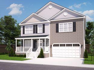 The Vaughan C Model with Morning Room - Hampton/Newport News Spot Lots: Newport News, Virginia - Landmark Building Group