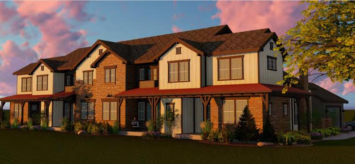 Heron Lakes Townhomes at TPC