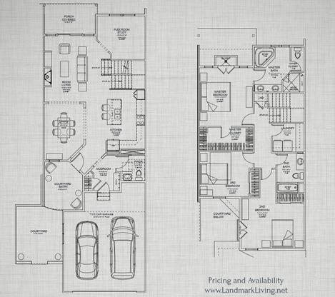 Valencia:Floor Plan