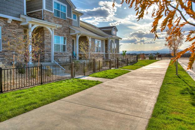 Timnath Ranch:Townhomes