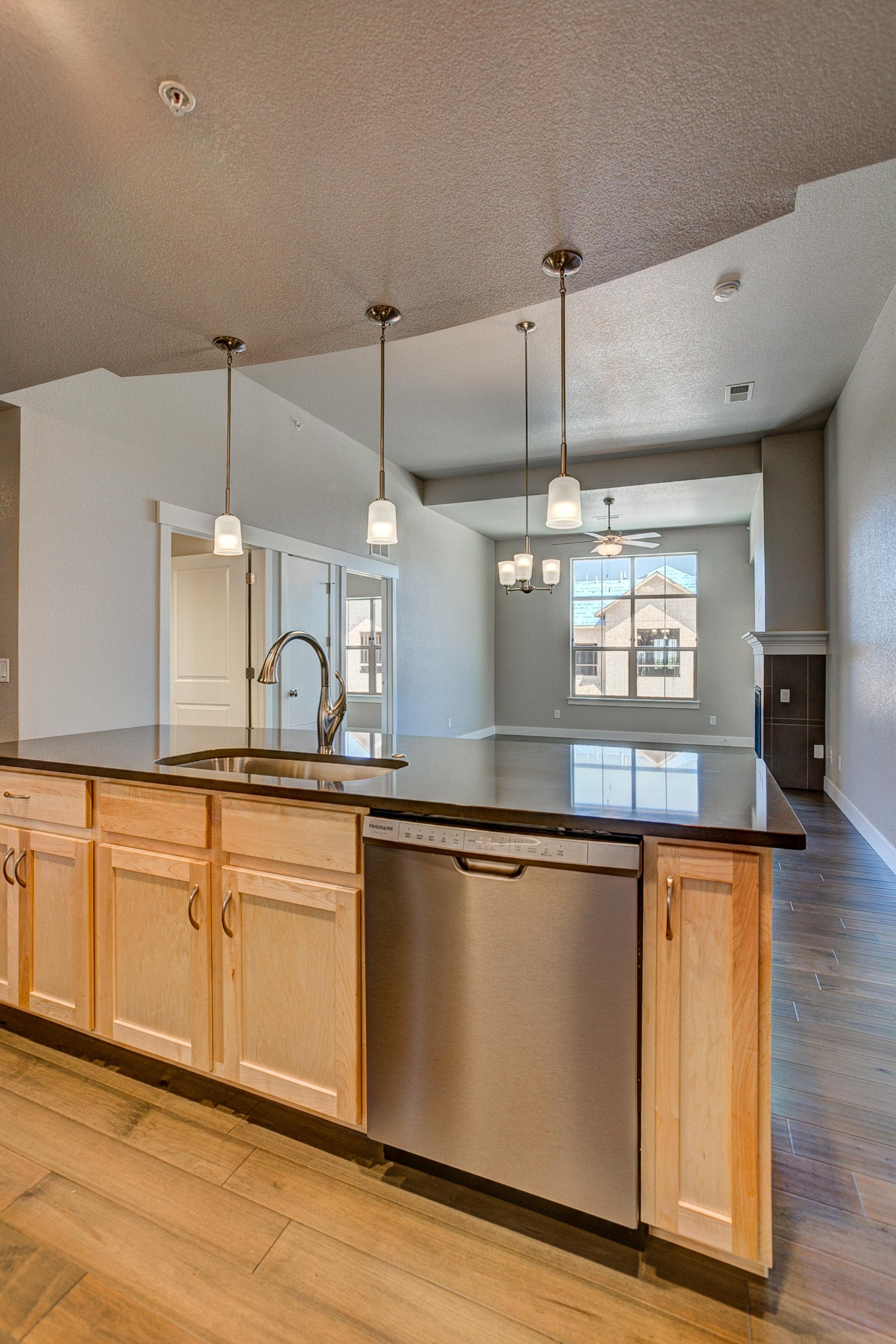 'Portofino Flats at La Riva' by Landmark Homes - Colorado  in Fort Collins-Loveland