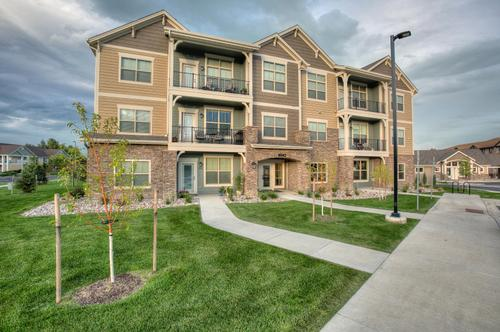 The Flats At Centerra By Landmark Homes In Fort Collins Loveland Colorado