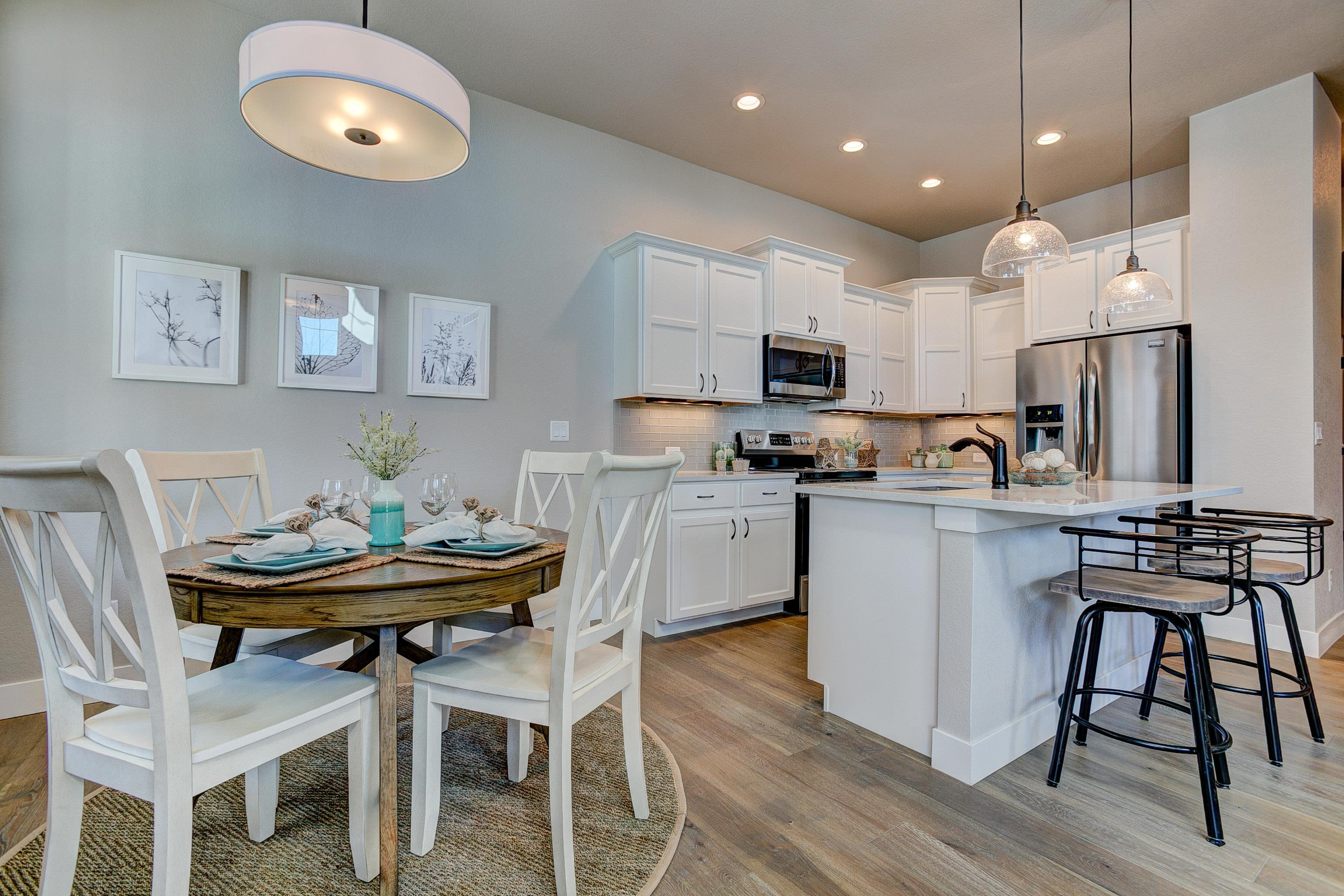 Kitchen featured in the Ambrose By Landmark Homes  in Fort Collins-Loveland, CO