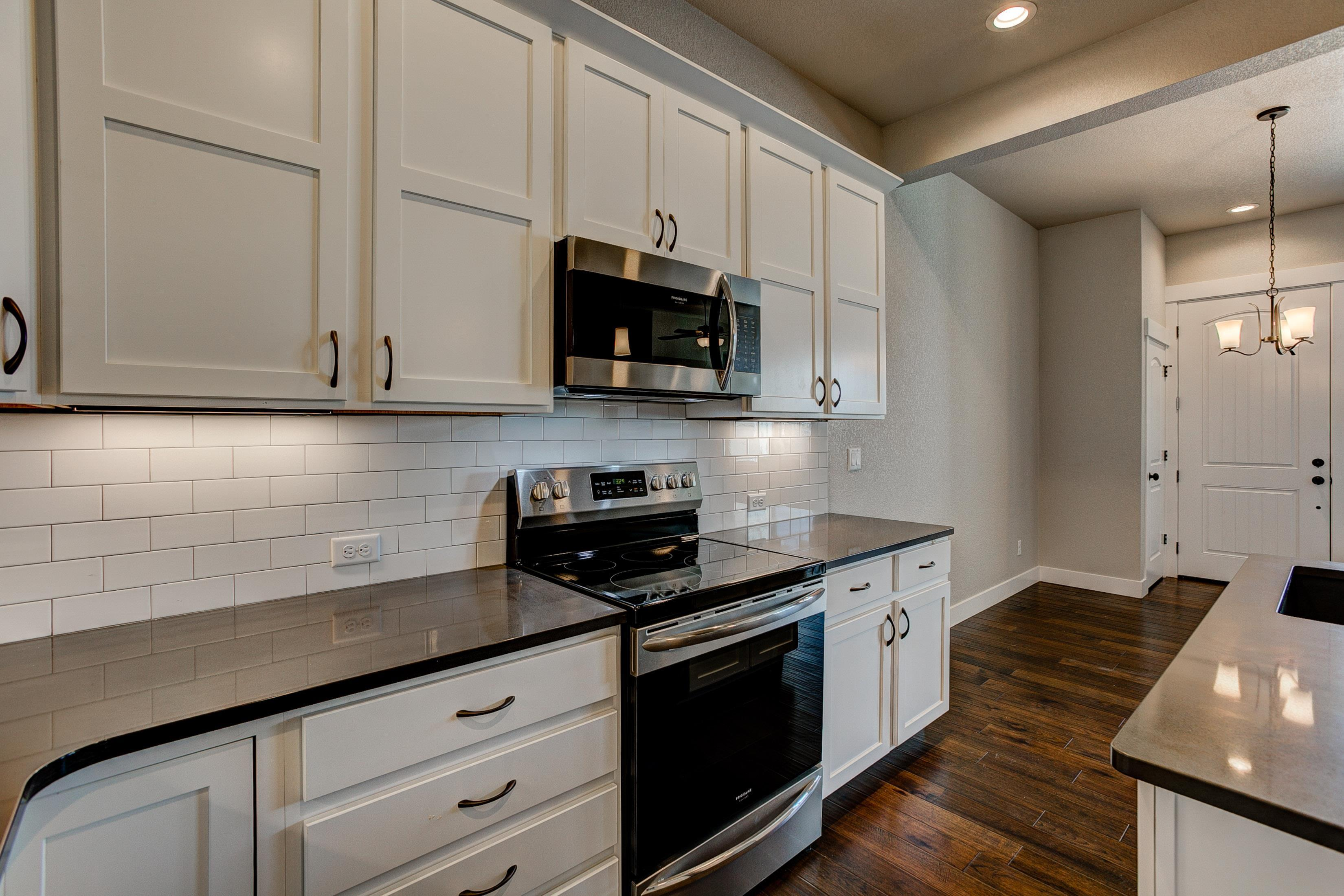 Kitchen featured in the Breakwater By Landmark Homes  in Fort Collins-Loveland, CO
