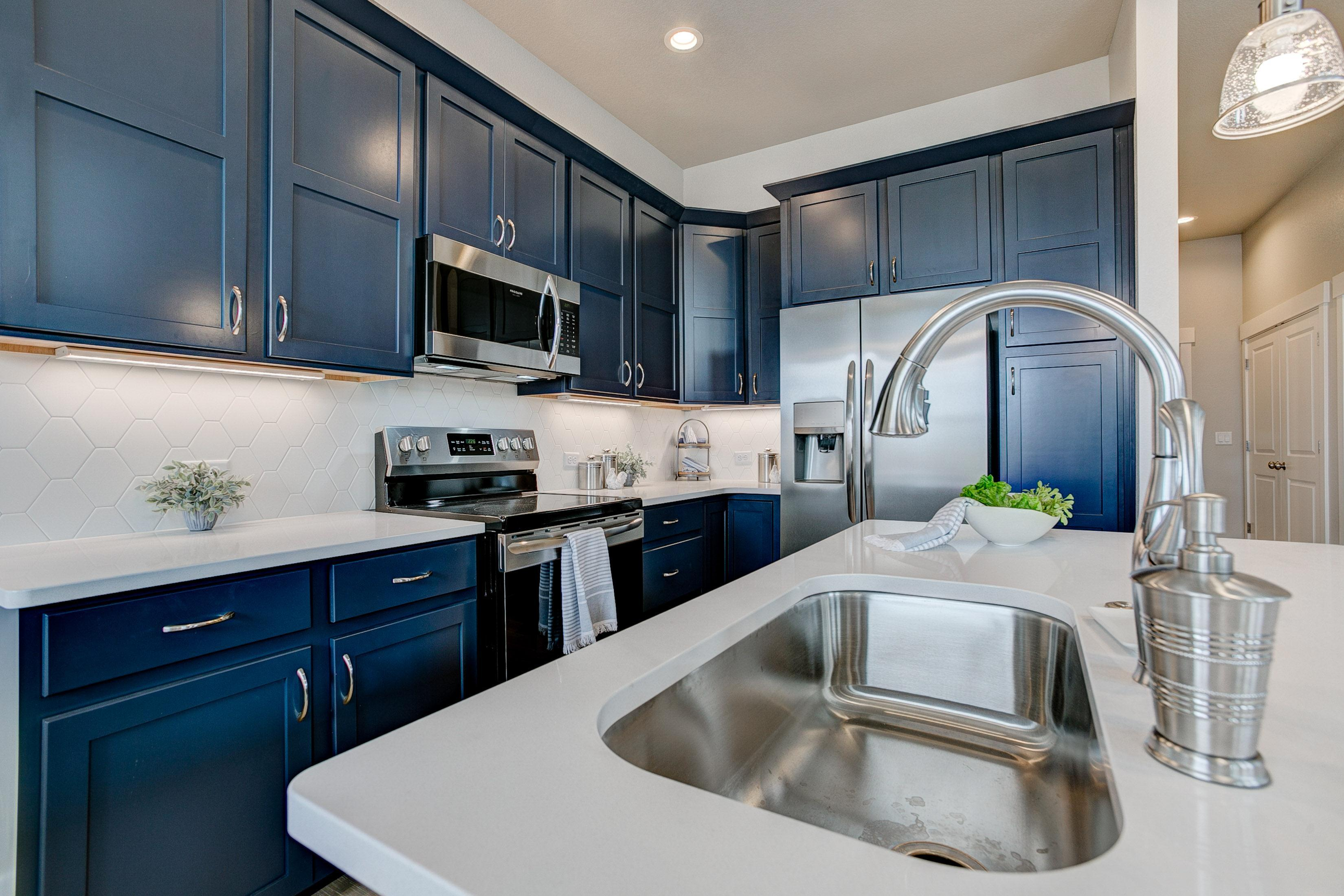 Kitchen featured in the Addison By Landmark Homes  in Fort Collins-Loveland, CO