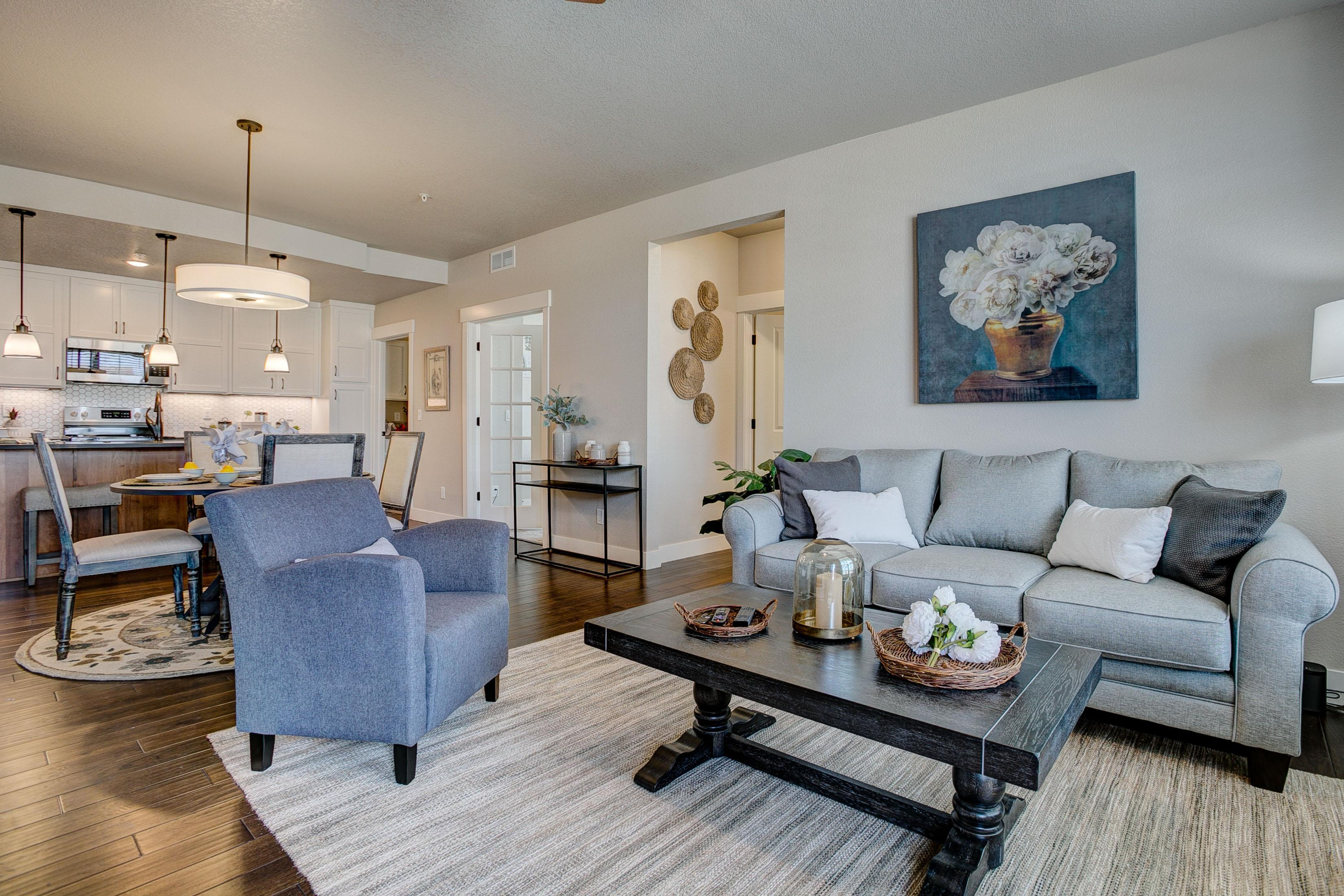Living Area featured in the Cambridge By Landmark Homes  in Fort Collins-Loveland, CO