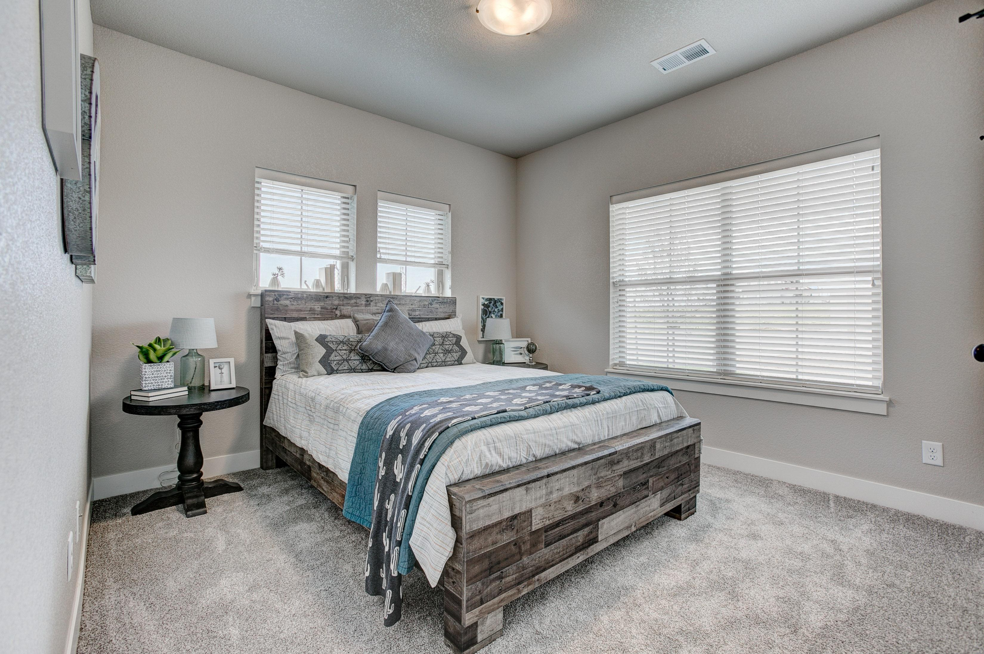 Bedroom featured in the Cambridge By Landmark Homes  in Fort Collins-Loveland, CO
