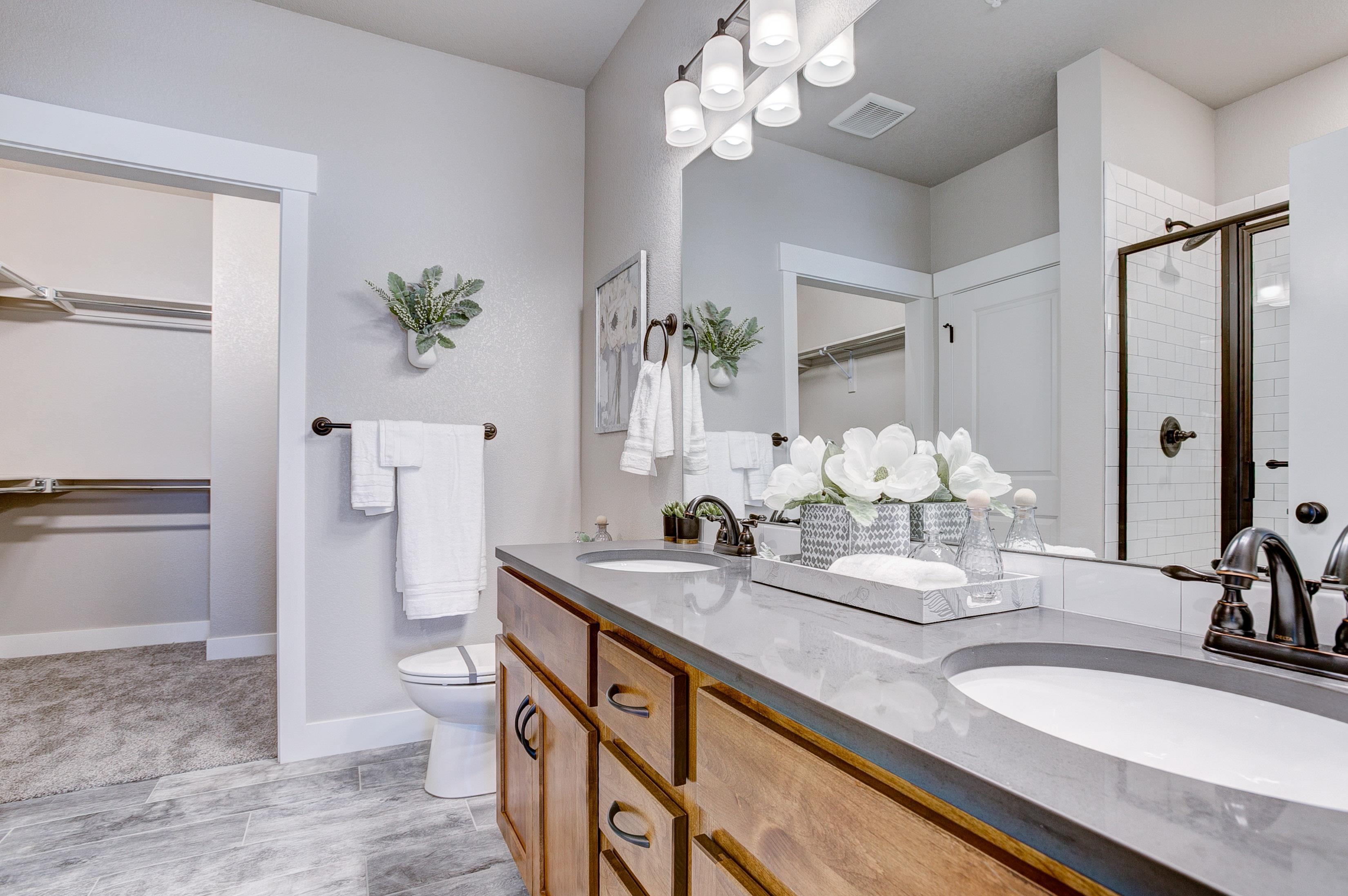 Bathroom featured in the Cambridge By Landmark Homes  in Fort Collins-Loveland, CO