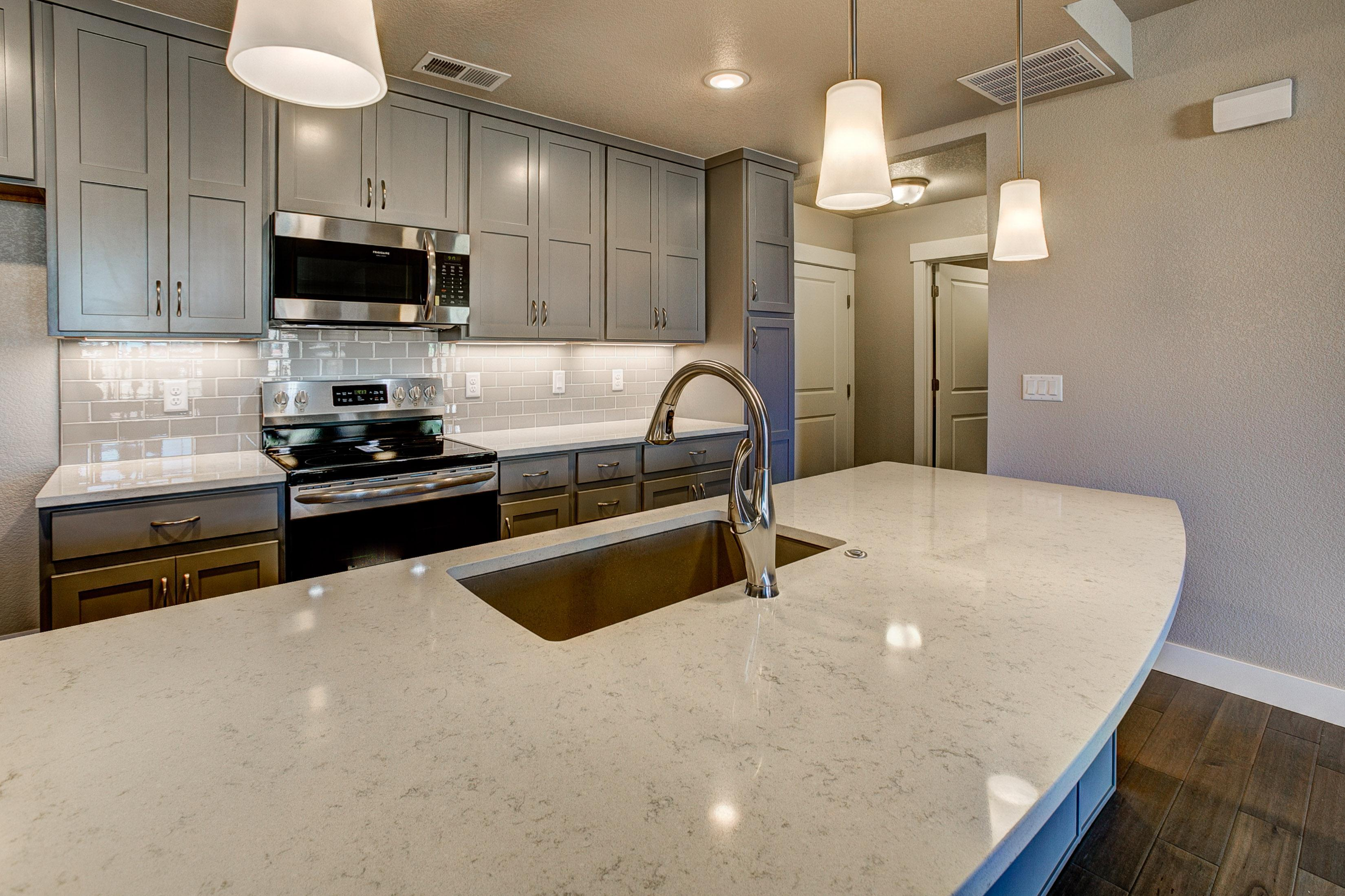 Kitchen featured in the Stanford By Landmark Homes  in Fort Collins-Loveland, CO