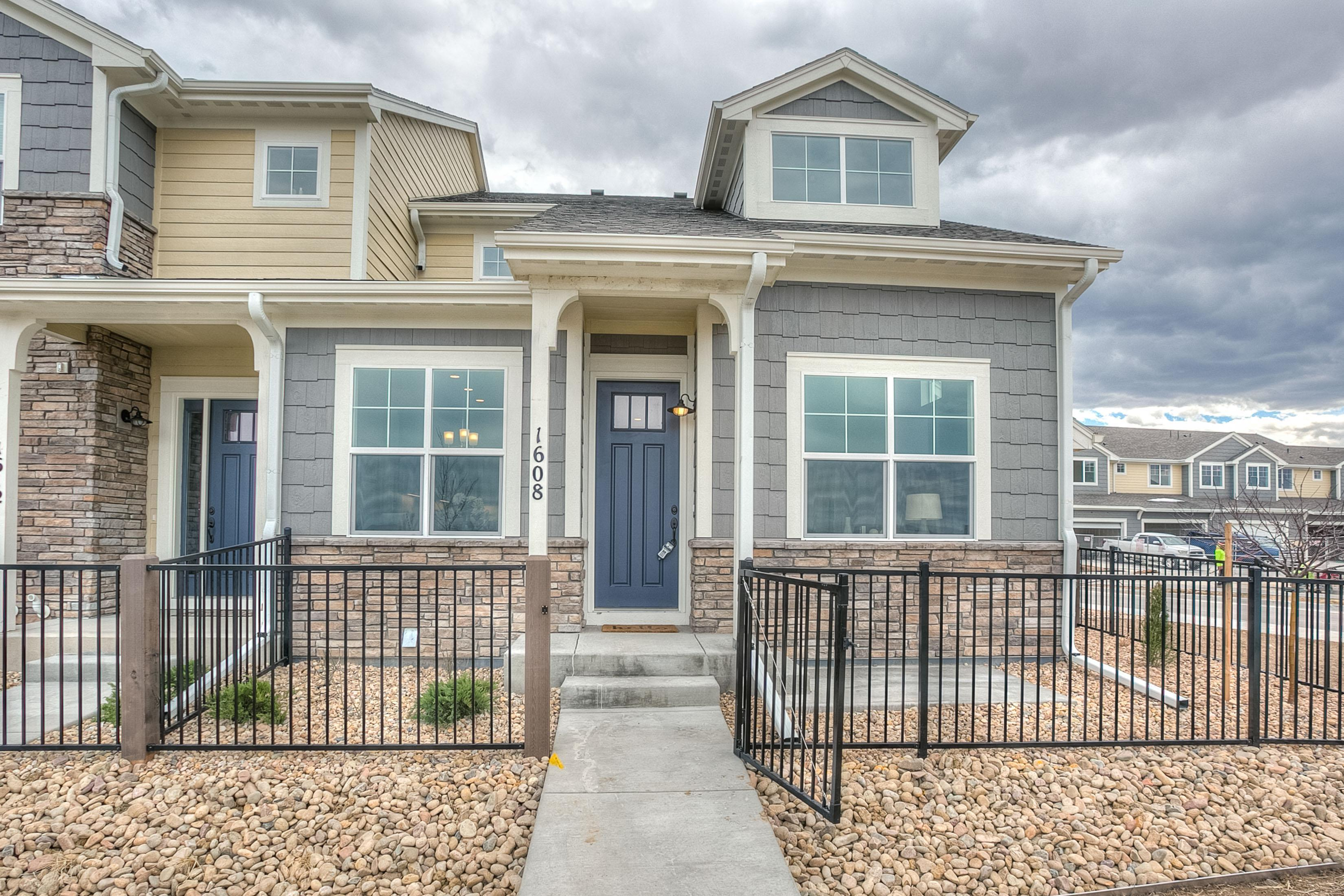 'Kendall Brook' by Landmark Homes - Colorado  in Fort Collins-Loveland