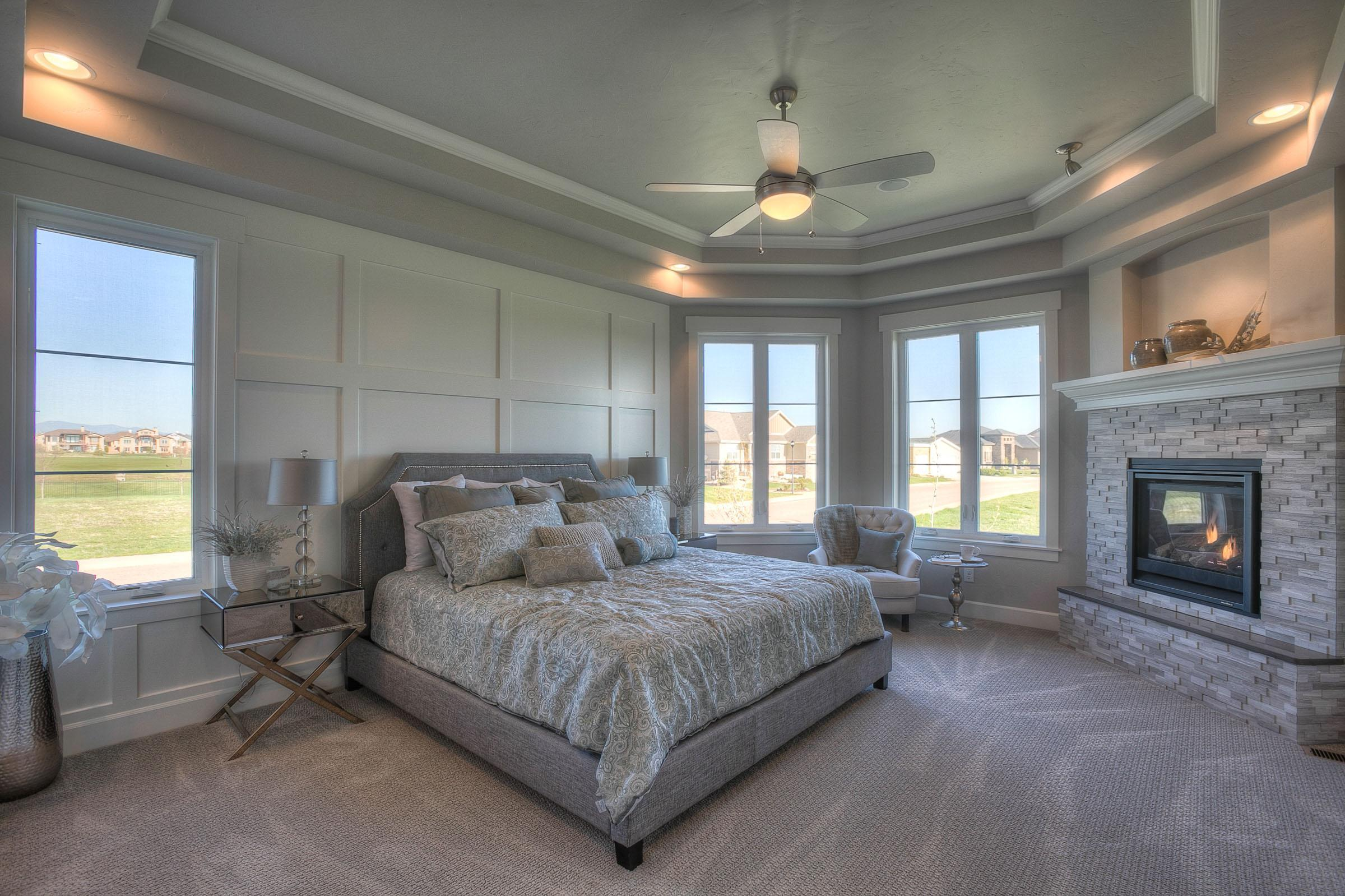 Bedroom featured in the Castle Pines By Landmark Homes  in Greeley, CO