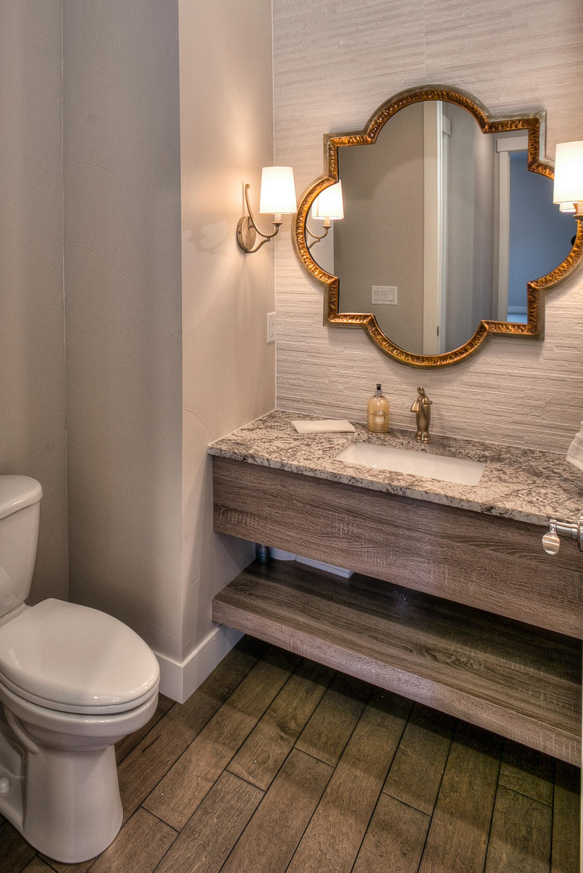 Bathroom featured in The St. Andrews Plan By Landmark Homes  in Greeley, CO