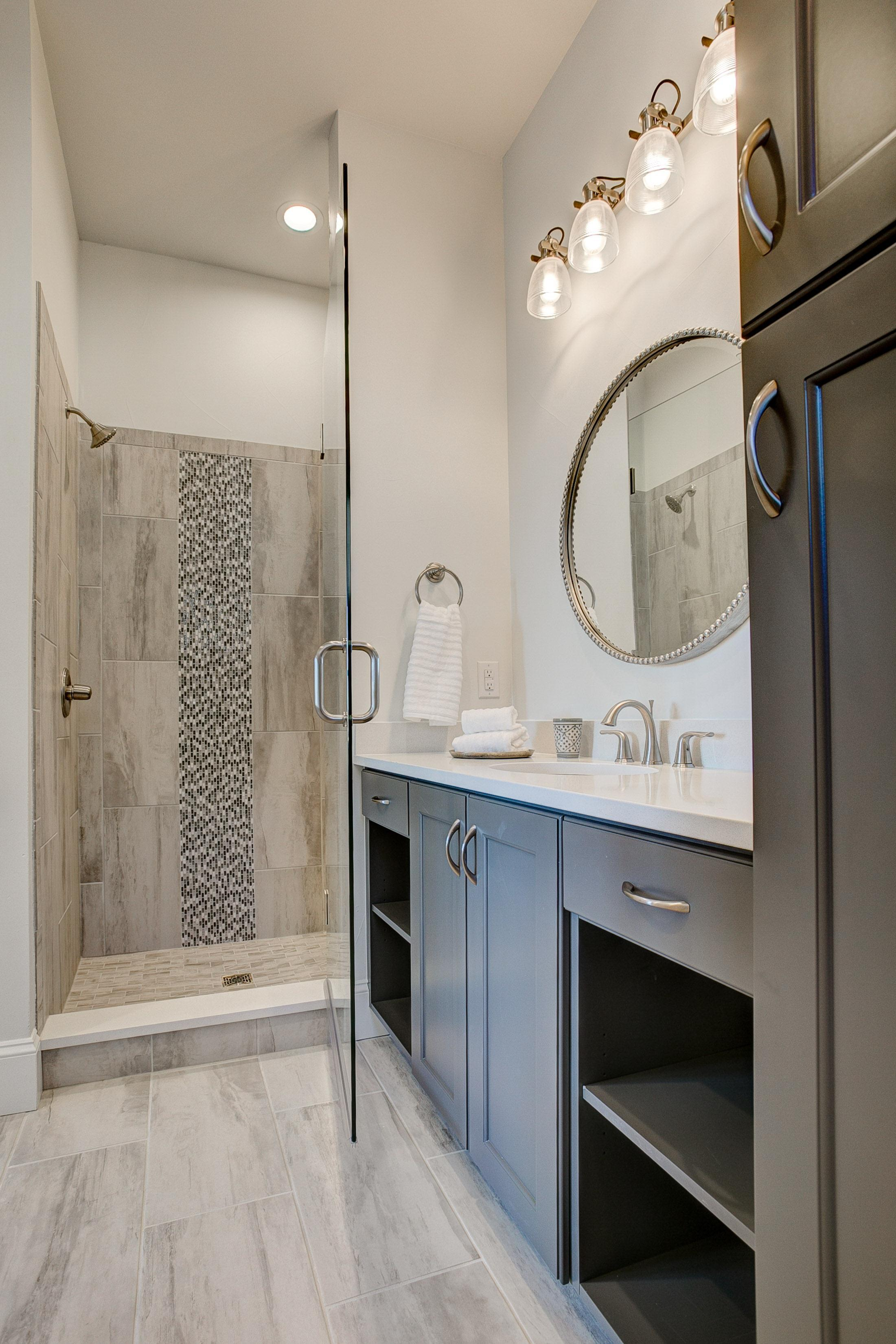 Bathroom featured in the Turnberry By Landmark Homes  in Greeley, CO