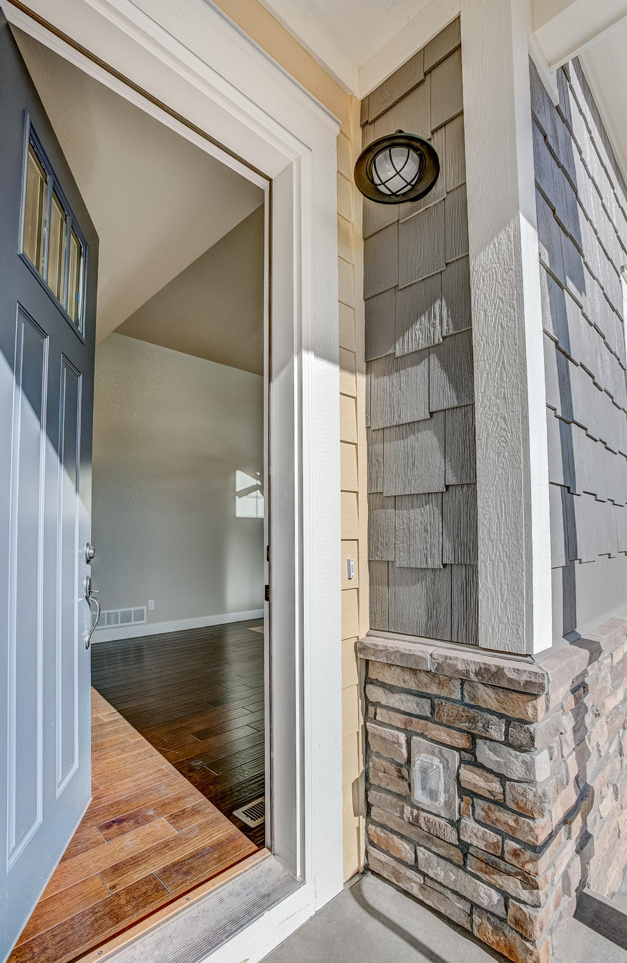 Exterior featured in the Devon By Landmark Homes  in Fort Collins-Loveland, CO