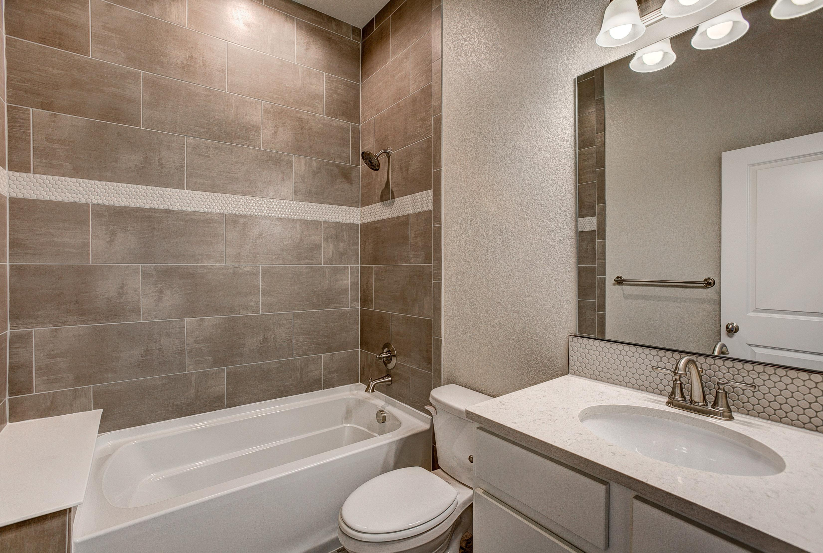 Bathroom featured in the Devon By Landmark Homes  in Fort Collins-Loveland, CO