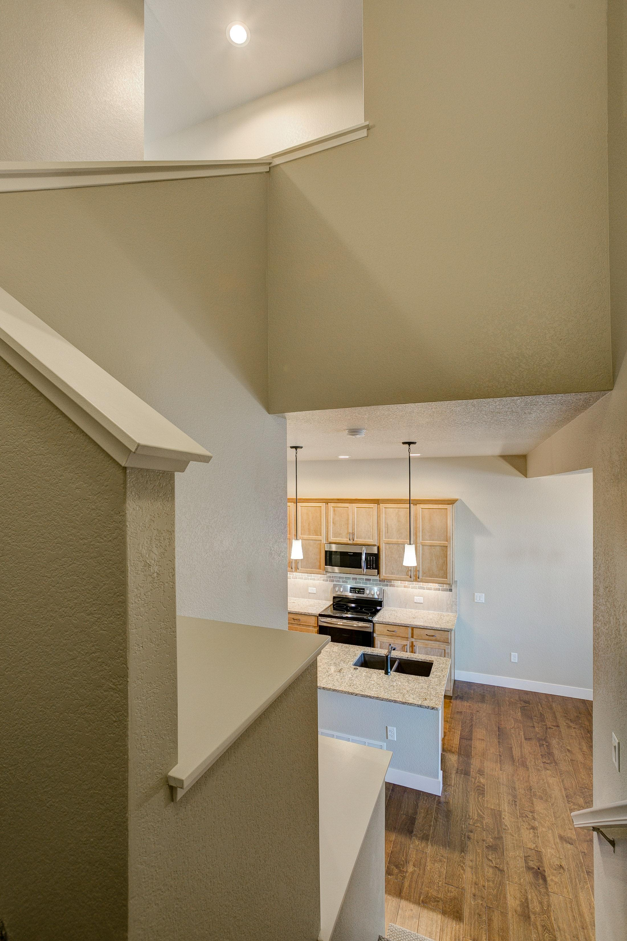 Kitchen featured in the Camden By Landmark Homes  in Fort Collins-Loveland, CO