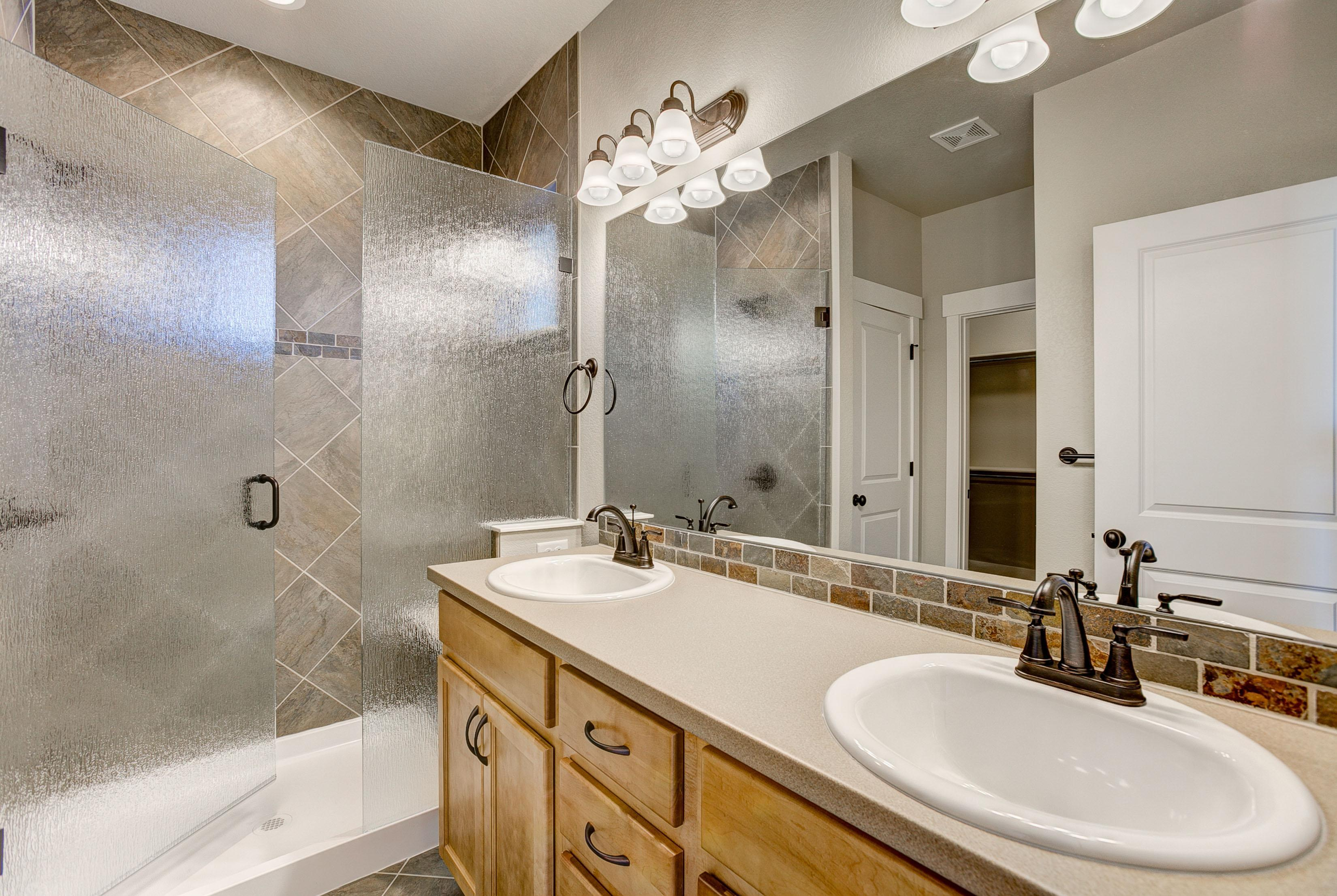 Bathroom featured in the Camden By Landmark Homes  in Fort Collins-Loveland, CO