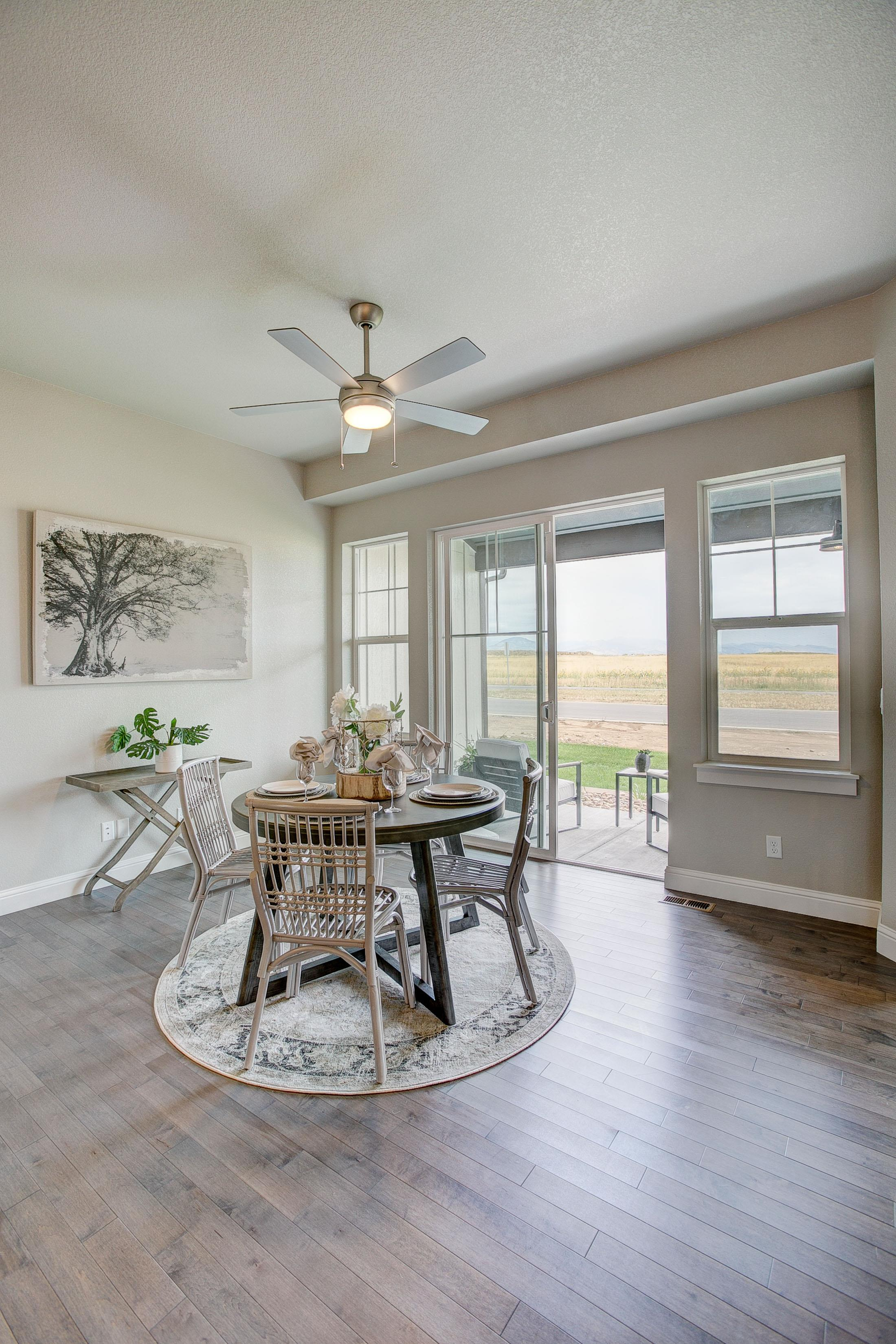 Living Area featured in the Valencia By Landmark Homes  in Fort Collins-Loveland, CO