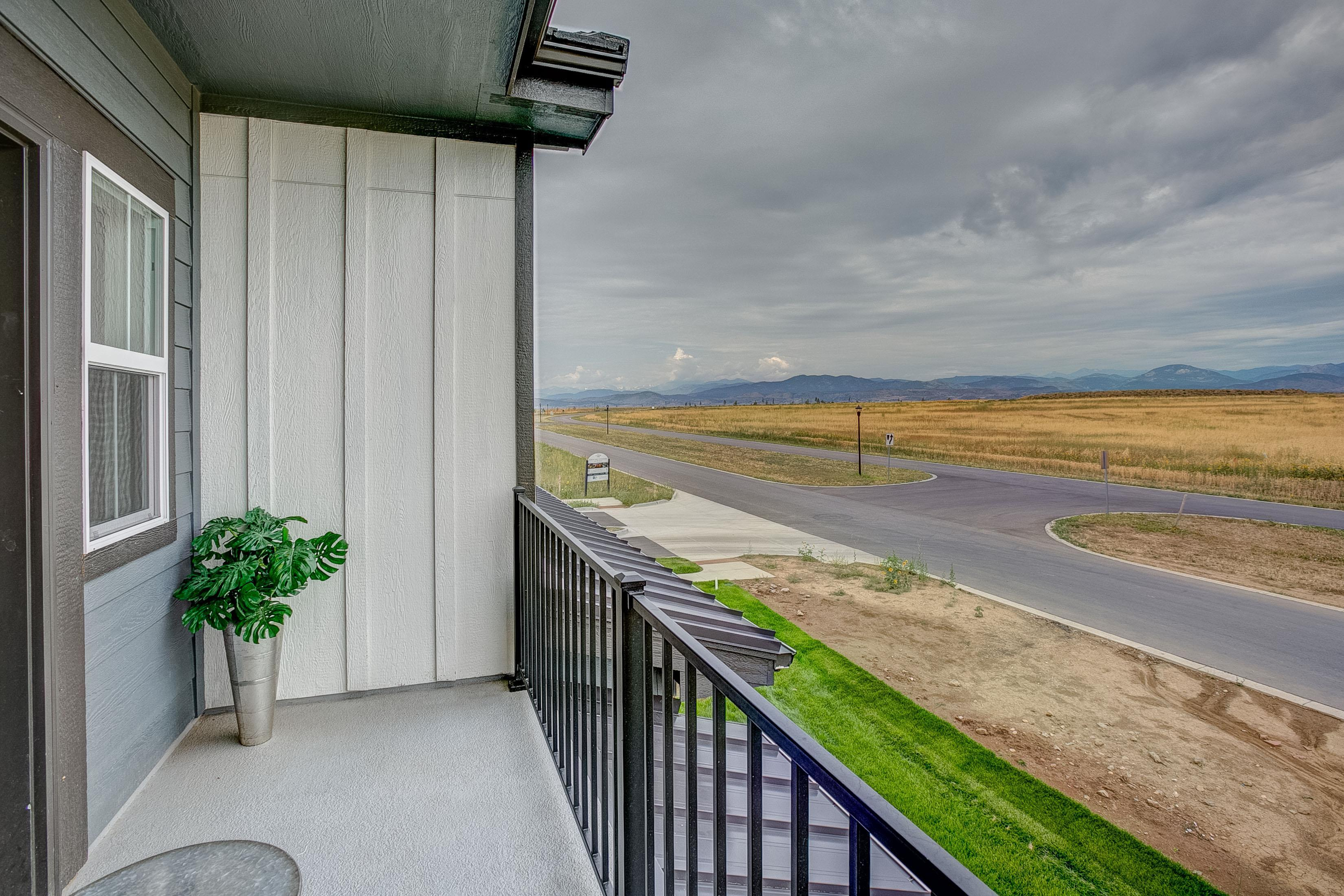 Exterior featured in the Valencia By Landmark Homes - CO in Fort Collins-Loveland, CO