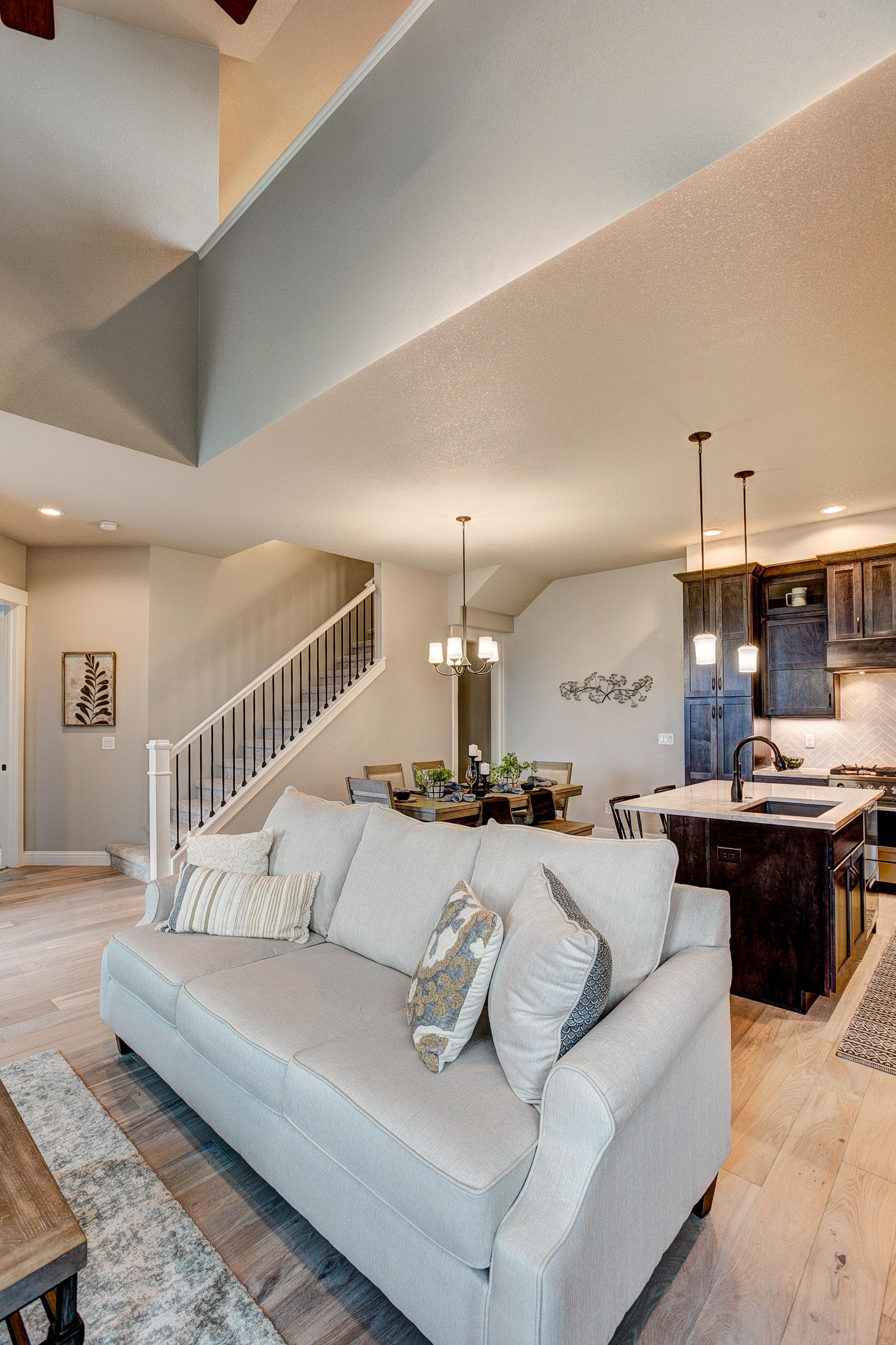 Living Area featured in the Summerlin By Landmark Homes  in Fort Collins-Loveland, CO