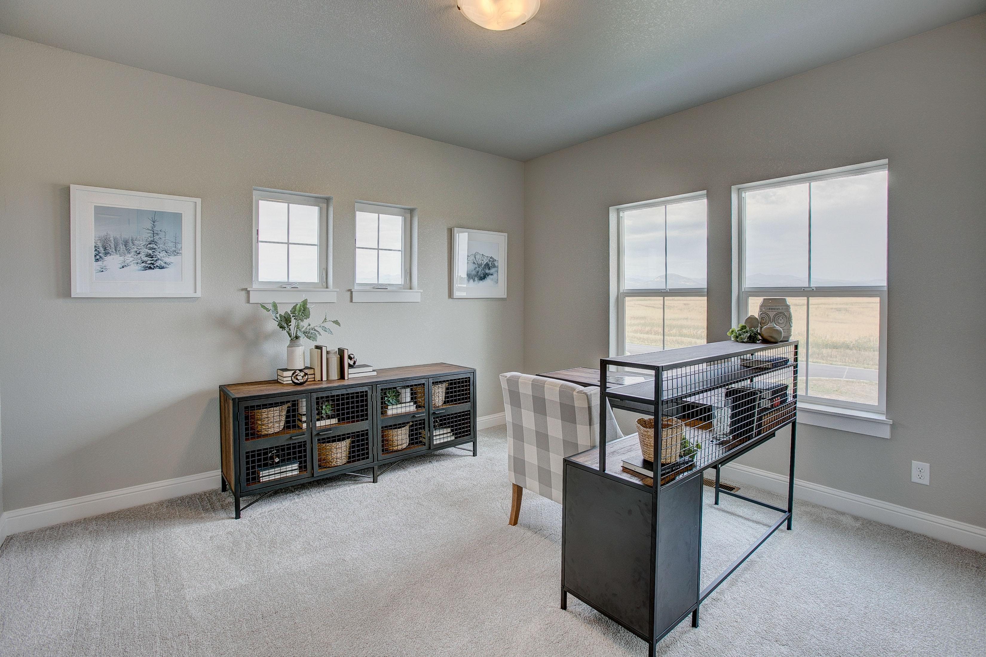 Living Area featured in the Summerlin By Landmark Homes - CO in Fort Collins-Loveland, CO