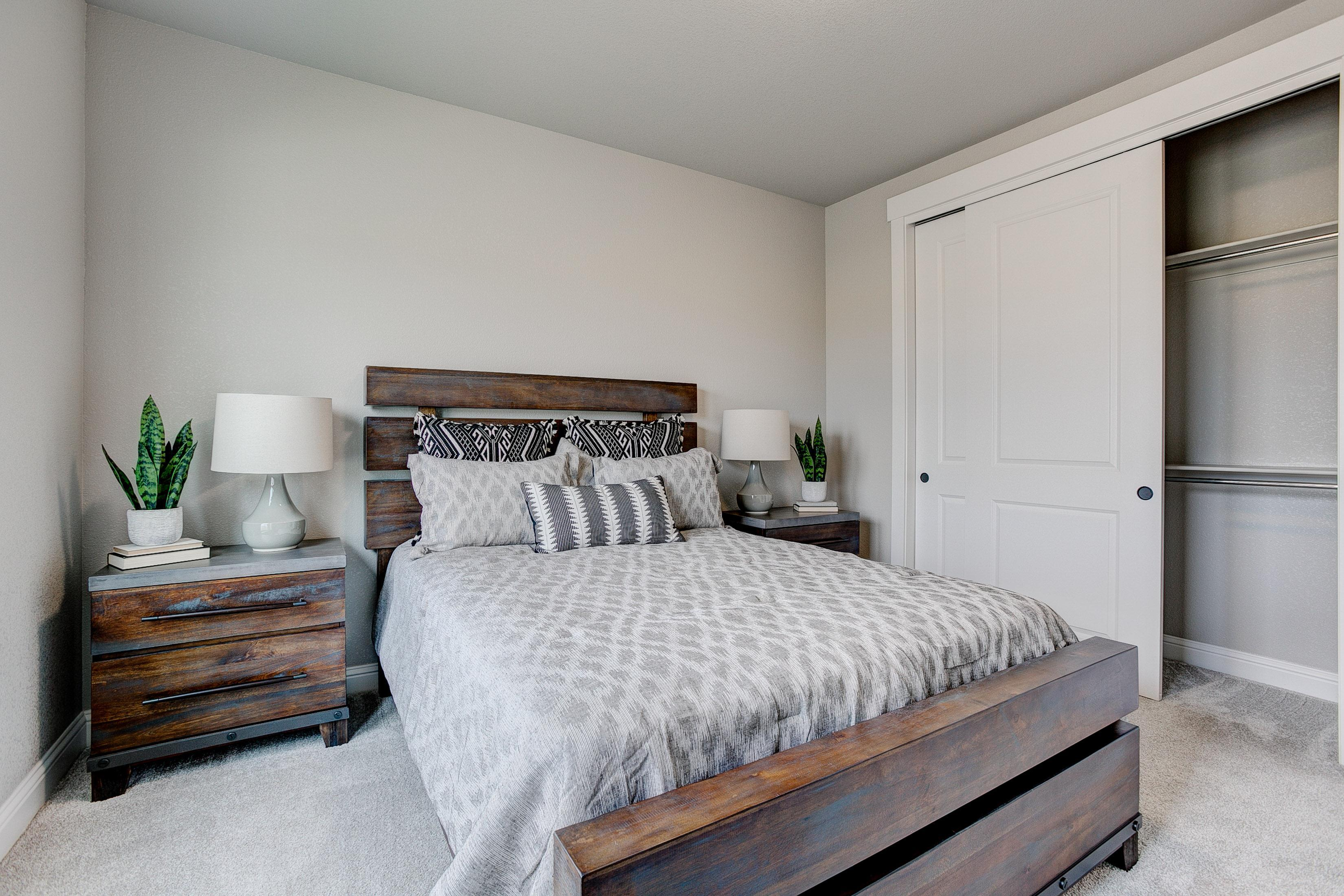 Bedroom featured in the Summerlin By Landmark Homes  in Fort Collins-Loveland, CO
