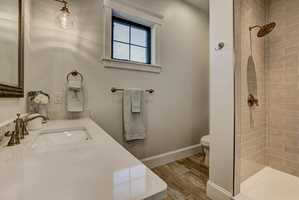 Bathroom featured in the Ravenna By Landmark Homes  in Greeley, CO