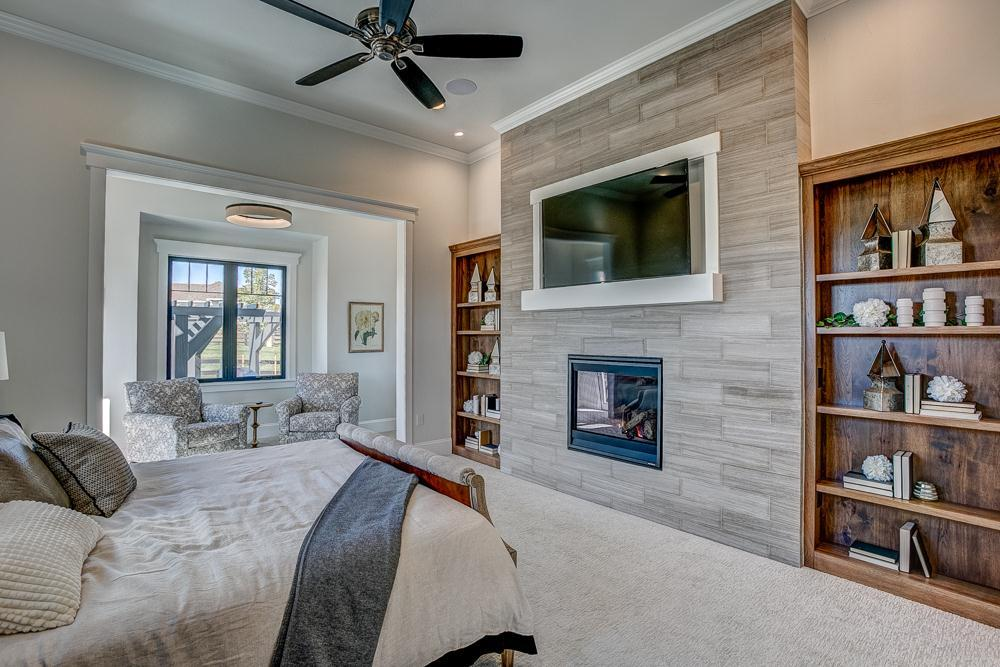 Bedroom featured in the Ravenna By Landmark Homes  in Greeley, CO