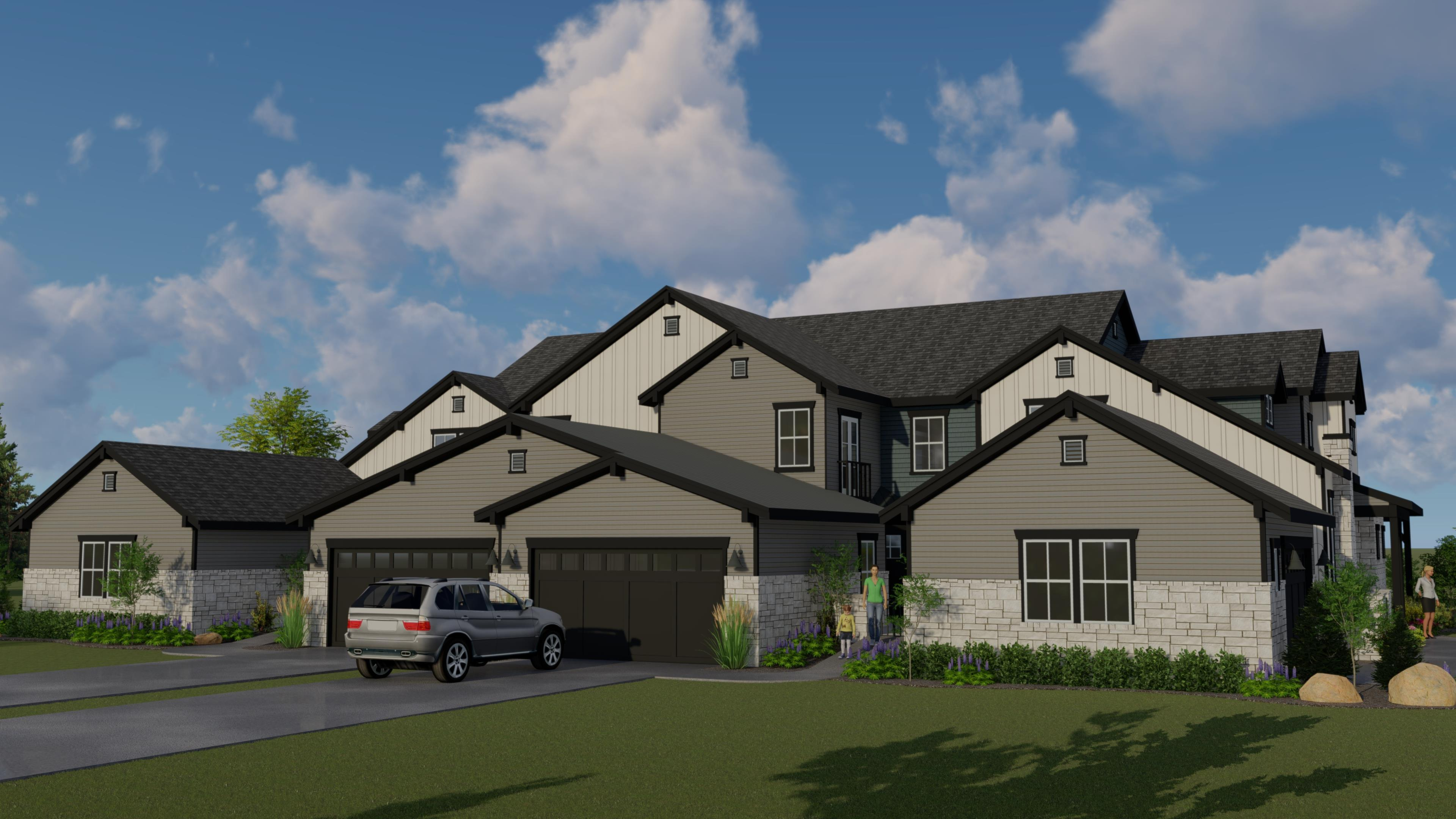 Exterior featured in the Victoria By Landmark Homes - CO in Fort Collins-Loveland, CO
