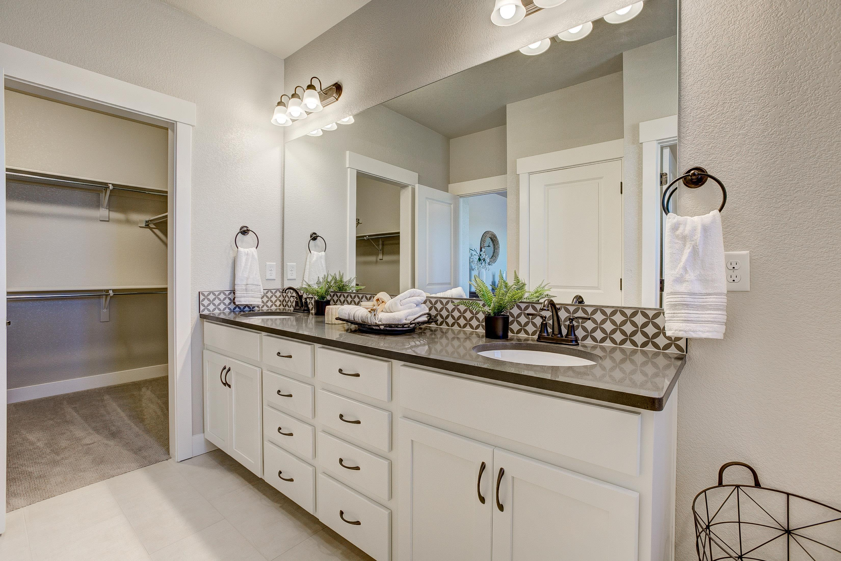 Bathroom featured in the Barrington  By Landmark Homes  in Fort Collins-Loveland, CO