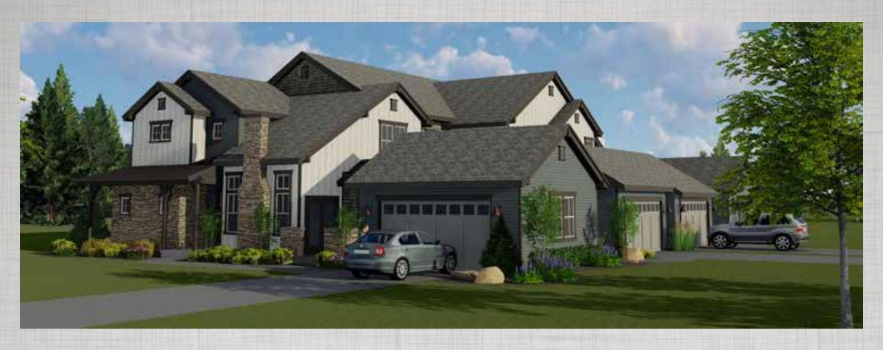 Exterior featured in the Belmar By Landmark Homes  in Fort Collins-Loveland, CO