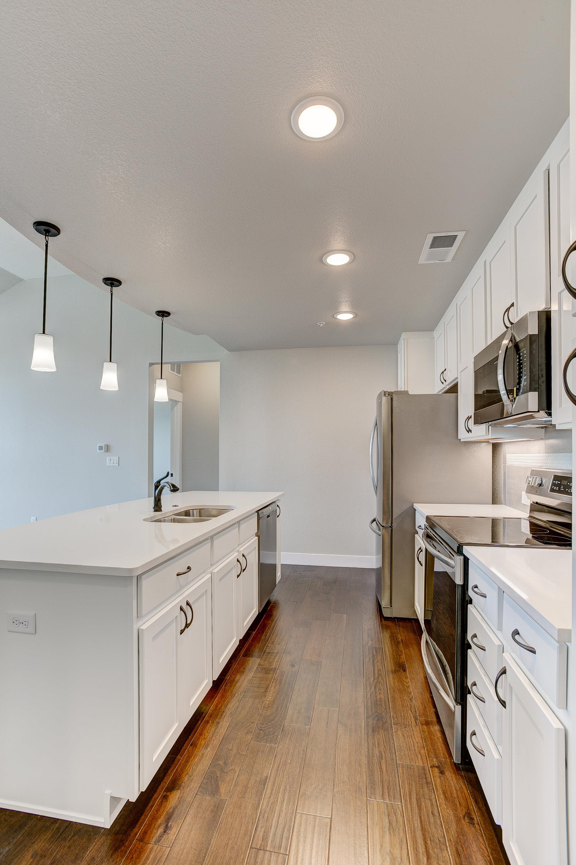 Kitchen featured in the Princeton By Landmark Homes  in Fort Collins-Loveland, CO