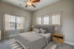 Bedroom featured in the Oxford By Landmark Homes  in Fort Collins-Loveland, CO